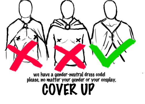 Dress code example image 2